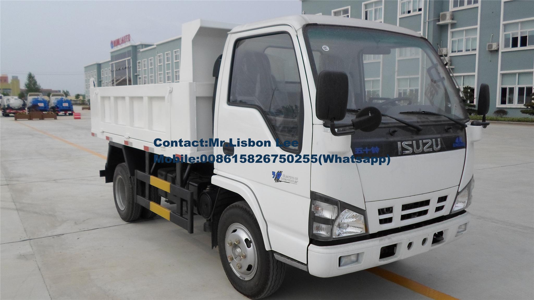 ISUZU Dump Truck 6Ton