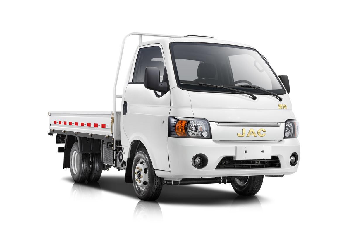 JAC cargo truck 3Ton